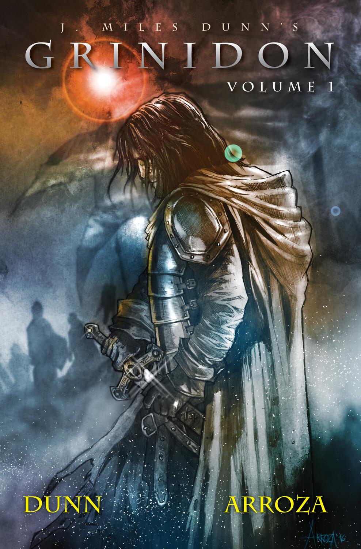 Grinidon Volume 1 (Graphic Novel)