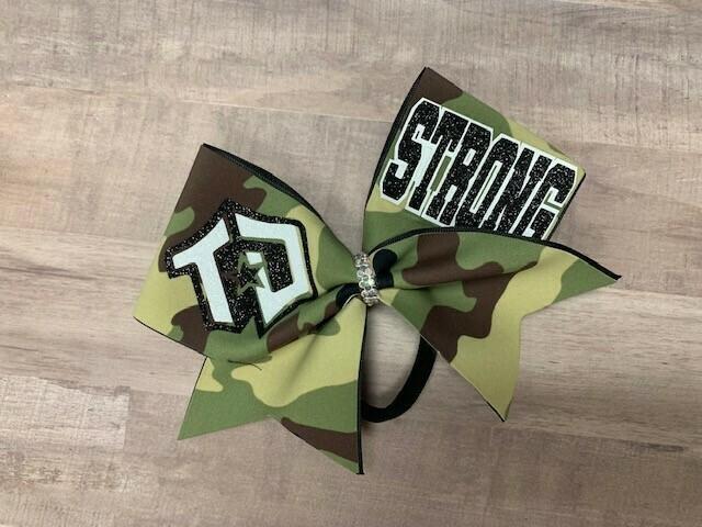 TD Strong Camo Bow