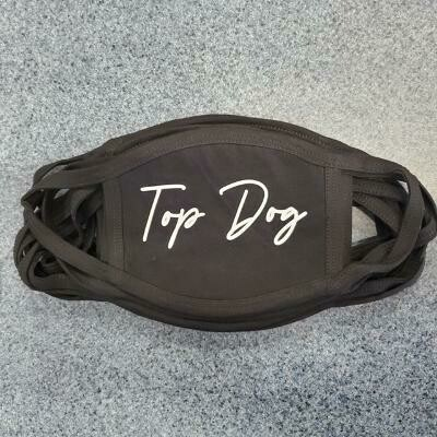 Top Dog Face Mask