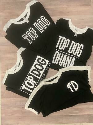Youth  Top Dog Tees - Clearance