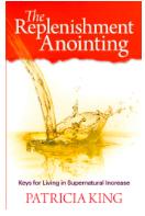 Replenishment Anointing