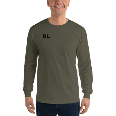 Dirt Lifestyle Official Logo Long Sleeve T-Shirt
