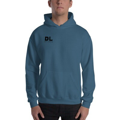 Dirt Lifestyle Official Logo Hooded Sweatshirt
