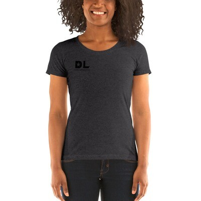 Sunset Logo Ladies' Short Sleeve T-Shirt