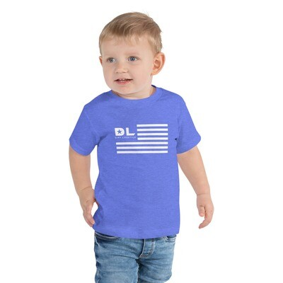 'Merica AF Toddler Short Sleeve Tee