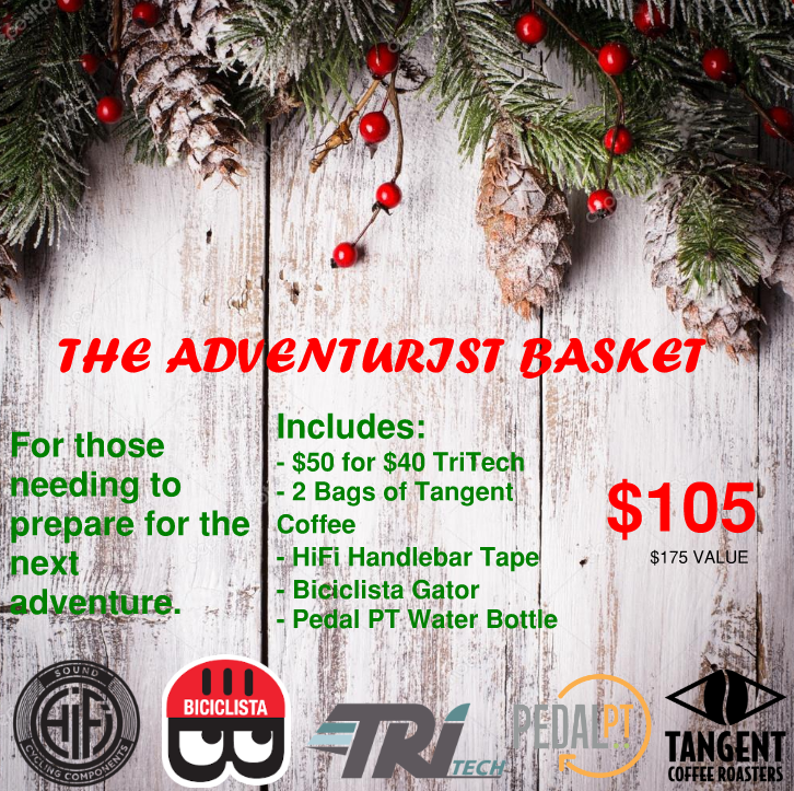 The Adventurist Basket