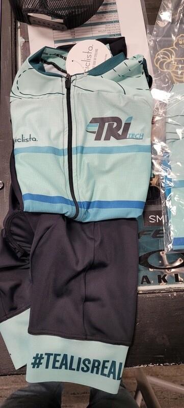 TriTech Select Biciclista - Race Kit