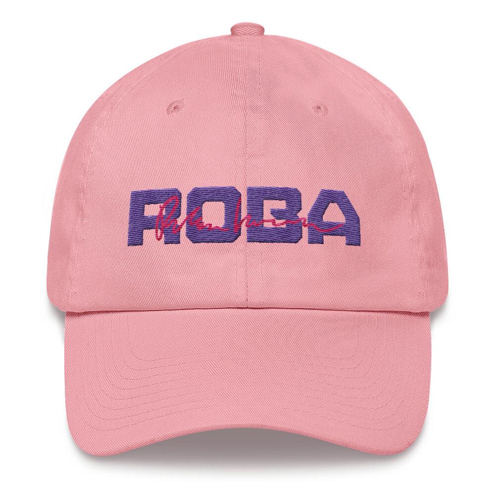 ROBA Signature Cap Pink Vice