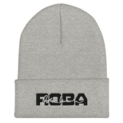 ROBA Silver Winter Hat