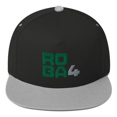 ROBA 4 Flat Cap