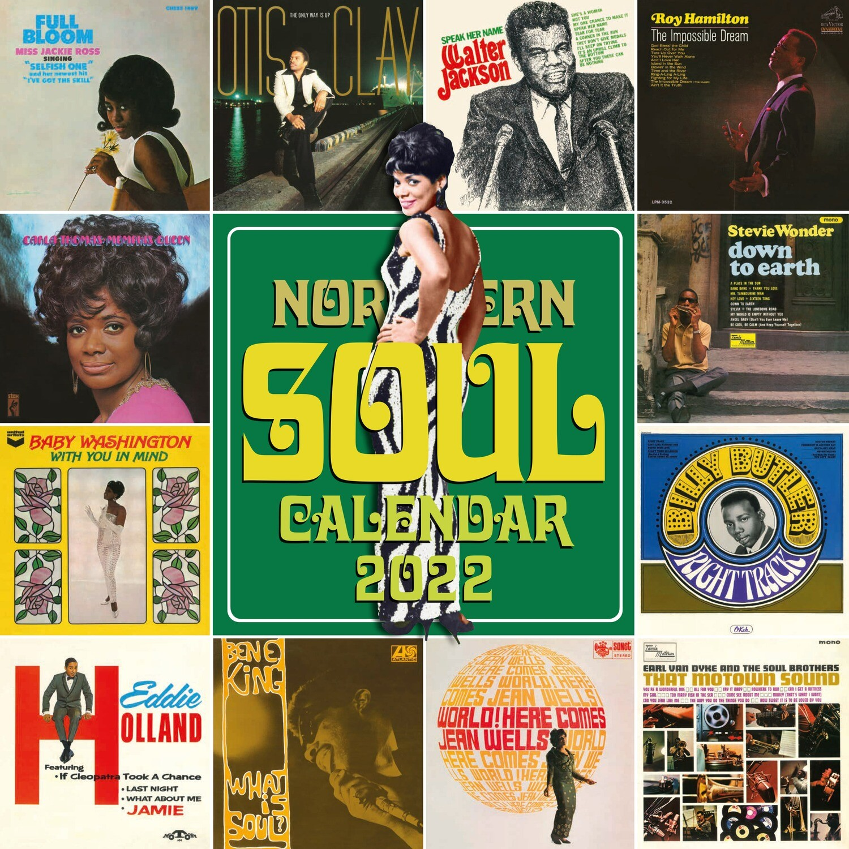Northern Soul Calendar 2022