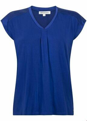 Geisha T-shirt Royal Blauw