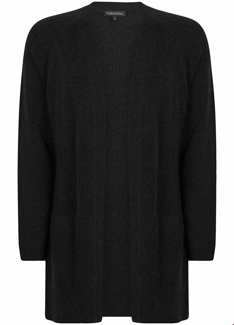 Tramontana Y05-701 Gilet zwart
