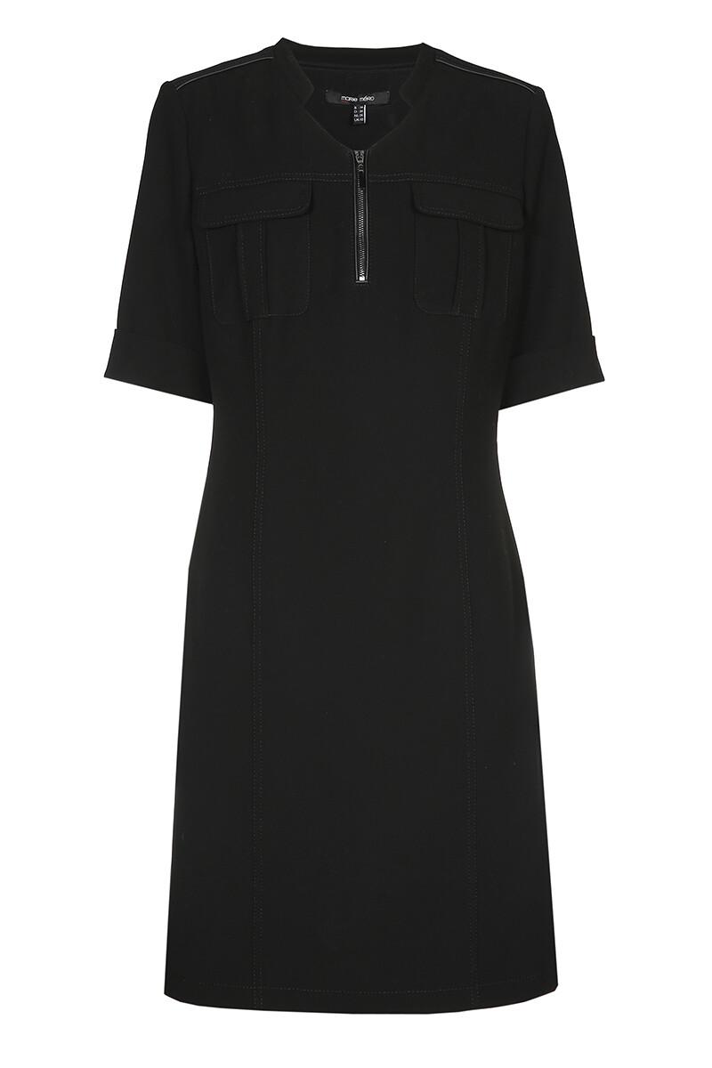 Marie Méro 325 Kleed 26/138 zwart