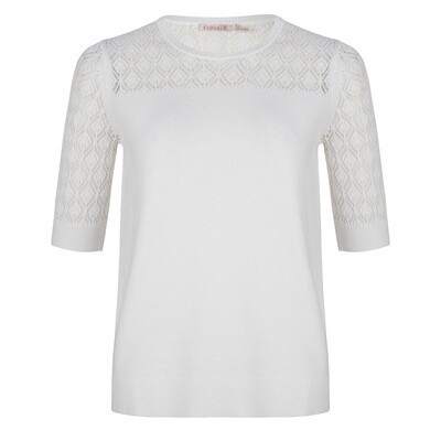 Esqualo 31001 Pull off/white