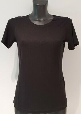 Green Ice Impa T-shirt zwart