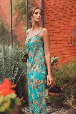 Signe Nature 89108 Kleed turquoise
