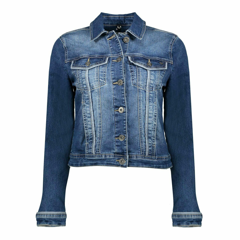Geisha 5010 Jeansvest bleu