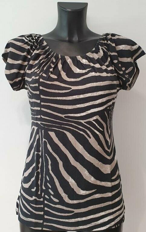 Geisha 2030 T-shirt zebra