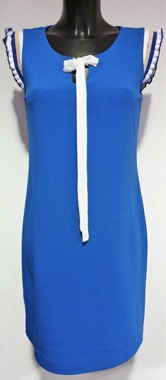 Batida 7773 Kleed blue/roi