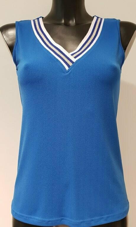 Batida 7812 Top blue/roi