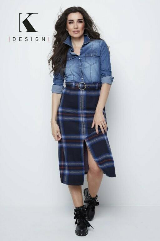 K-design R913 Kleed/L 101/jeans