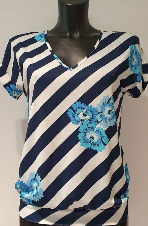 Atmos 5687 T-shirt Gentina/blue