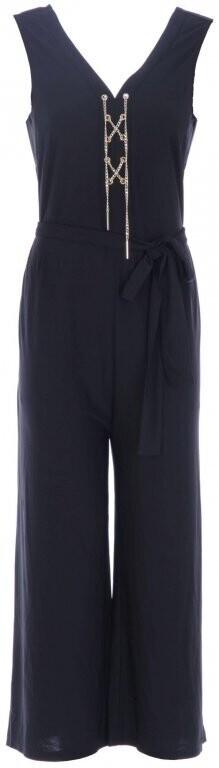 K-design N900 Jumpsuit zwart