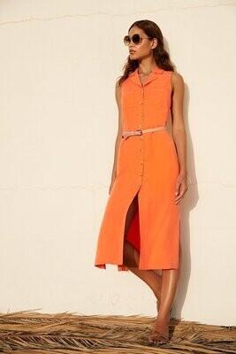 Atmos 6094 Kleed/L Casta/orange