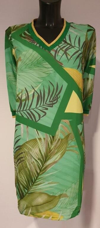 Geisha 90012 Kleed groen