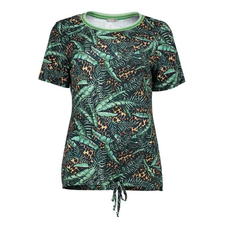 Geisha 3210 T-shirt mint/com