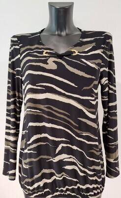 Batida 9234 T-shirt kaki