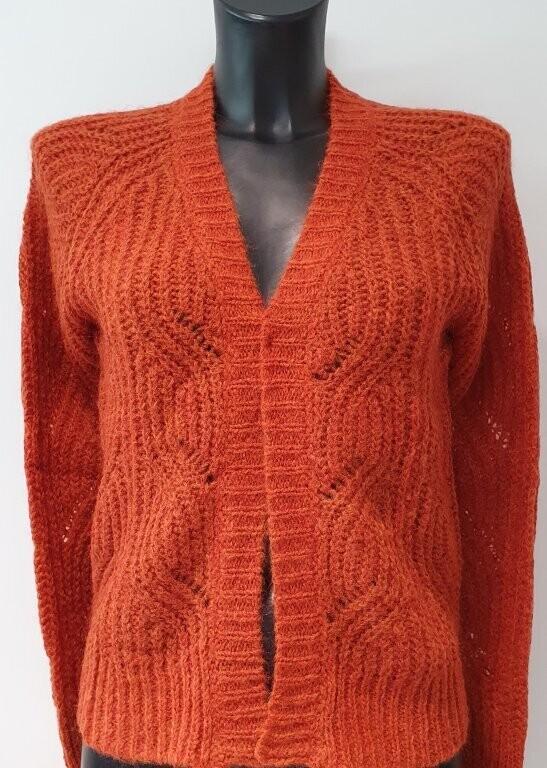Signe Nature 85061 Gilet orange