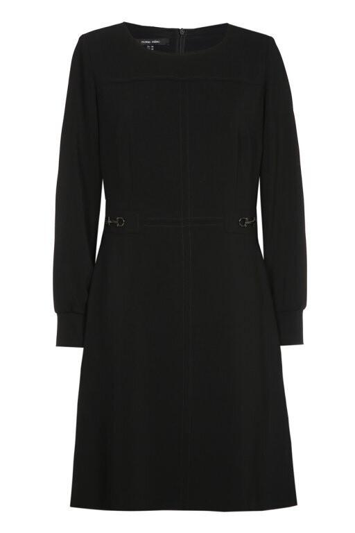 Marie Méro 228 Kleed 14/128 zwart