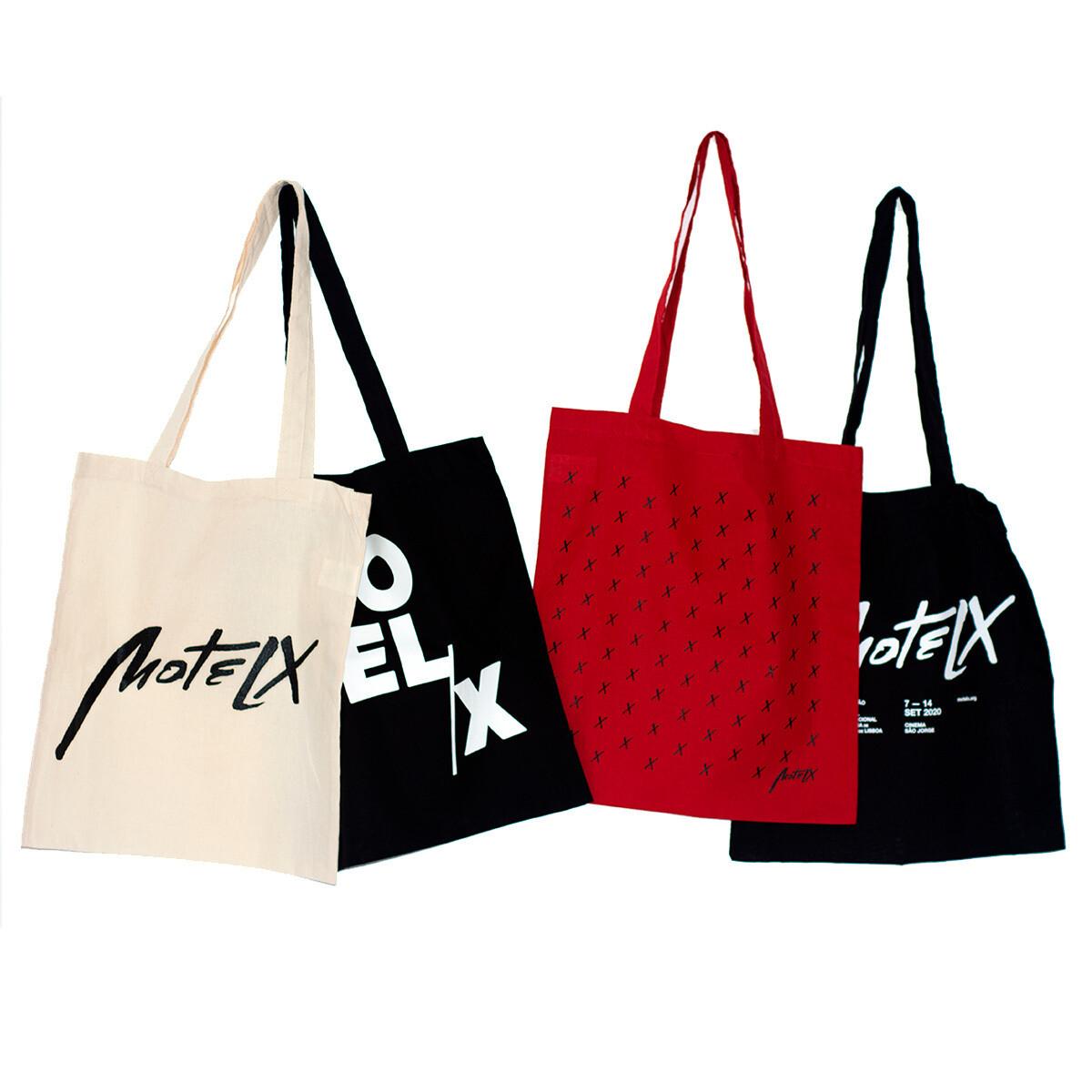 MOTELX Tote Bags
