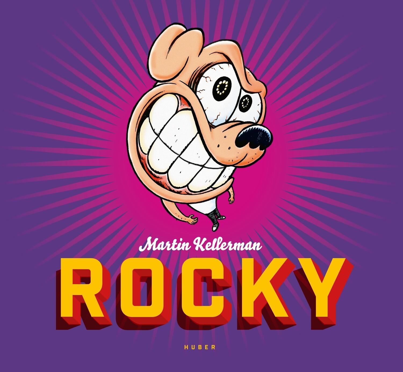 Rocky par Martin Kellerman