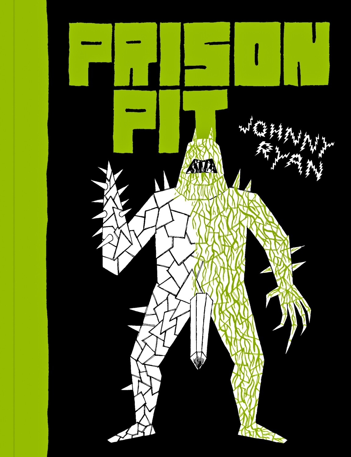 Prison Pit Volume 2 par Johnny Ryan