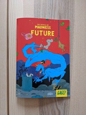 (langue anglaise) Future # 6 le fanzine de Tommi Musturi