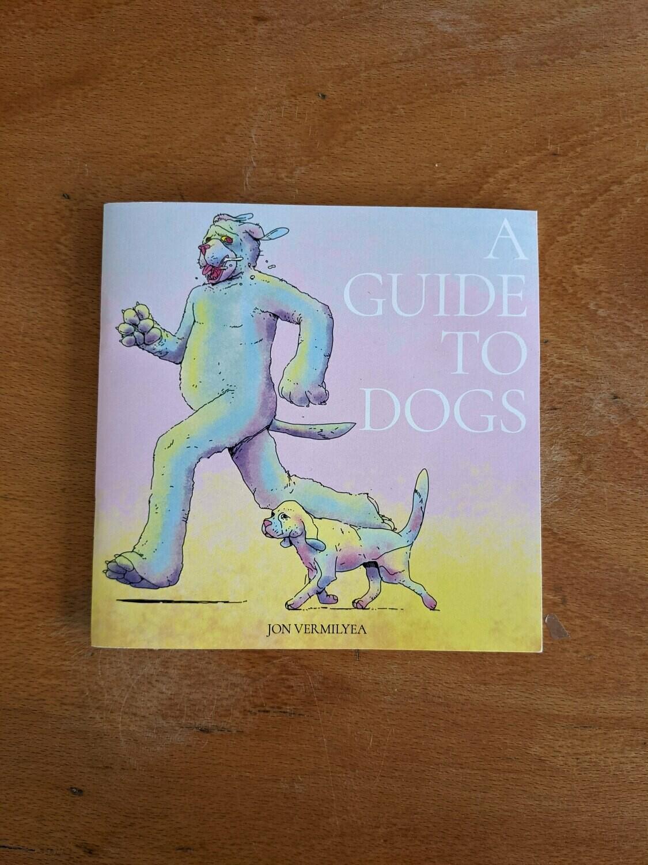 A guide to dogs par Jon Vermilyea -Sans texte-textless