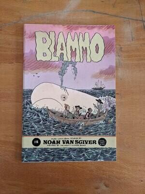 Blammo #10 par Noah Van Sciver - Anglais/English