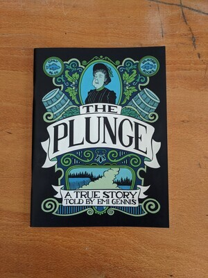 The Plunge par Emmi Gennis - Anglais/English