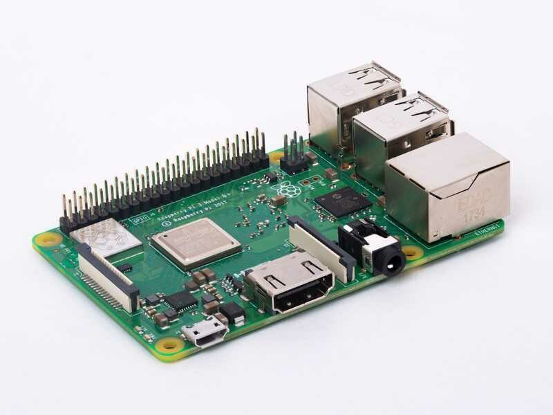 Raspberry Pi 3 model B+ (1 Year Warranty)
