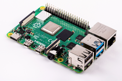 Raspberry Pi 4 model B (1 Year Warranty)