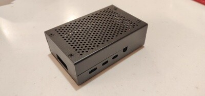 Aluminium Case for Pi 4