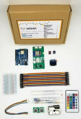 Dev and Sensors Kit for Arduino - Standard