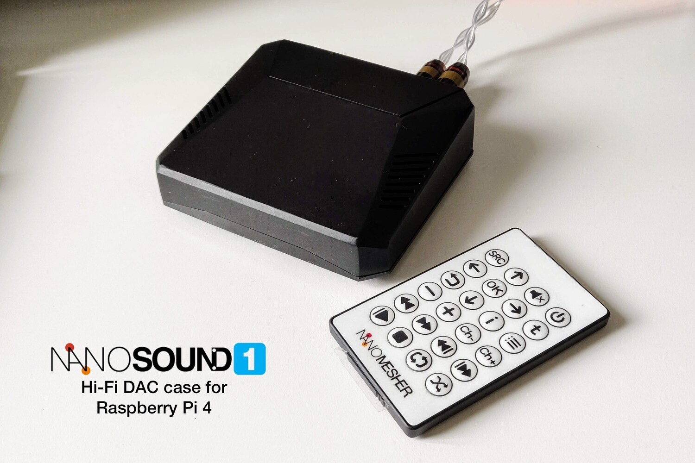 NanoSound ONE Player - HiFi Music Streamer