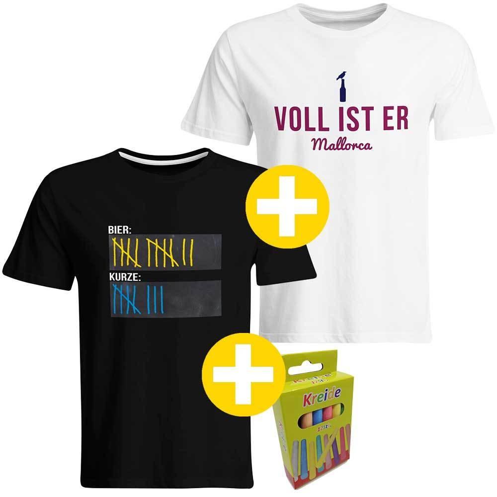 Saufcounter T-Shirt +