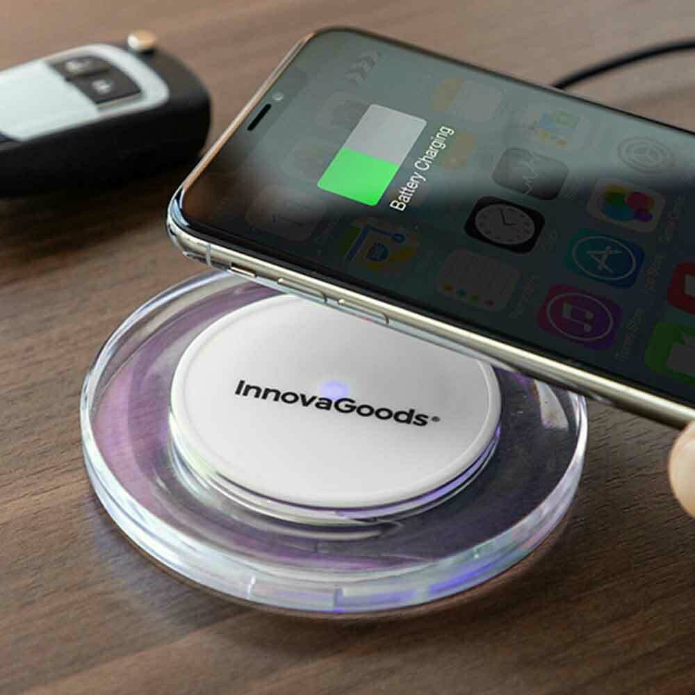 Wireless Charger für QI-kompatible Smartphones
