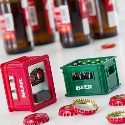 Magnetischer Bierkasten-Flaschenöffner
