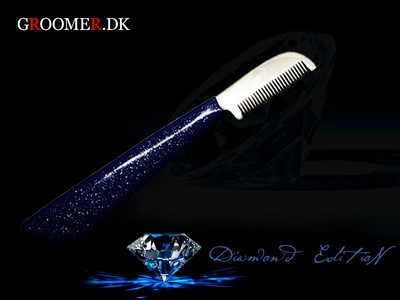 DIAMOND EDITION CARDING KNIFE